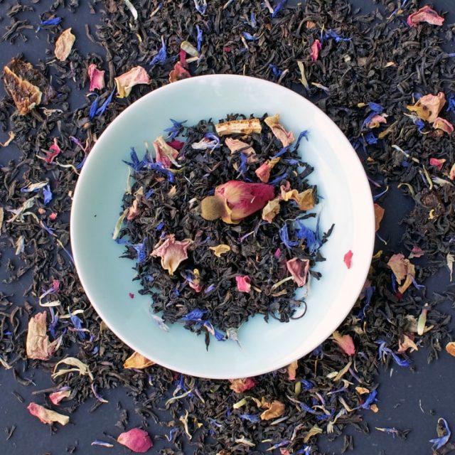 Jilly's Fine Leaf Tea Fair Grey