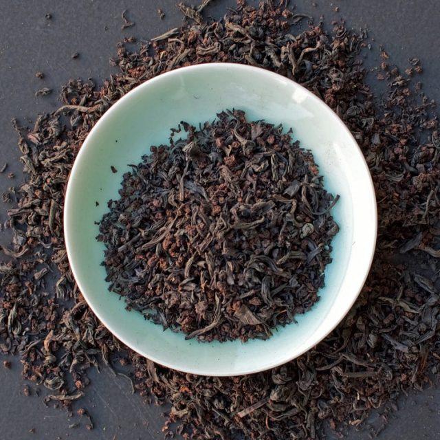 Jilly's Fine Leaf Tea Irish Lapsang Souchong