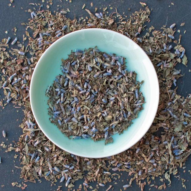 Jilly's Fine Leaf Tea Minty Lavender