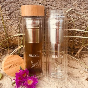 Jilly's Fine Leaf Tea Tea Flask